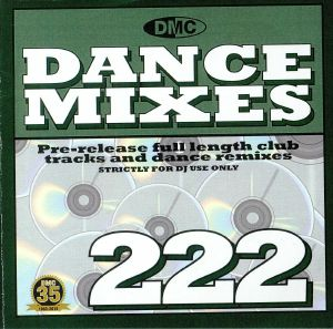 VARIOUS - Dance Mixes 222 (Strictly DJ Only)