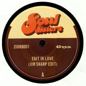 SOUL SISTERS - Edit In Love (Jim Sharp edit)