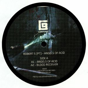 ROBERT S (PT) - Angels Of Acid