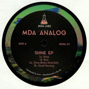 MDA ANALOG - Shine EP