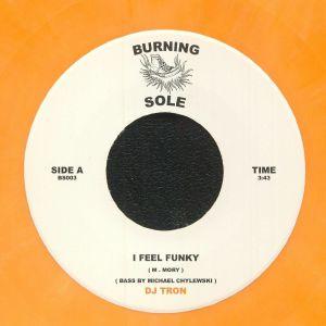 DJ TRON - I Feel Funky (Juno Exclusive)