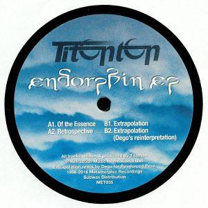 TITONTON - Endorphin EP (reissue)