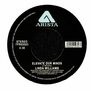 WILLIAMS, Linda - Elevate Our Minds