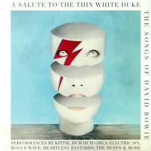 VARIOUS - A Salute To The Thin White Duke: The Songs Of David Bowie
