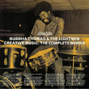 BUBBHA THOMAS & THE LIGHTMEN - Creative Music: The Complete Works