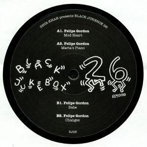 GORDON, Felipe - Shir Khan Presents Black Jukebox 26