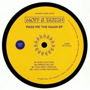 MOFF & TARKIN - Pass Me The Naan EP