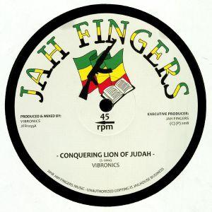 VIBRONICS - Conquering Lion Of Judah