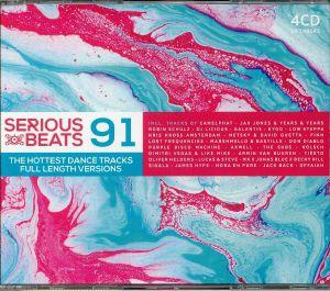 VARIOUS - Serious Beats 91