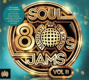 VARIOUS - 80s Soul Jams Vol 2