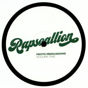 RAPSCALLION - Proto Persuasions Volume 1