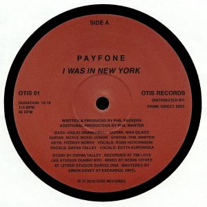 PAYFONE - I Was In New York