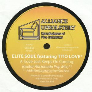 ELITE SOUL feat TITO LOVE - Love Just Keeps On Coming