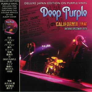 DEEP PURPLE - California Jam Ontario Speedway 1974 (Deluxe Edition)