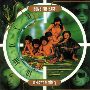 BOMB THE BASS - Unknown Territory (reissue)