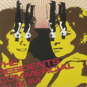 RESIDENTS, The - Commercial Album