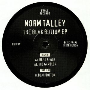 TALLEY, Norm - The Blak Bottom EP