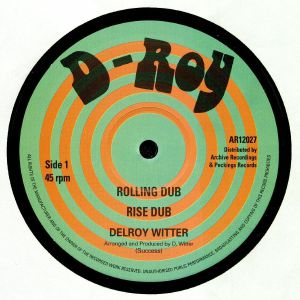 WITTER, Delroy/PAUL & DELROY - Rolling Dub