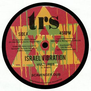 ISRAEL VIBRATION - Vultures