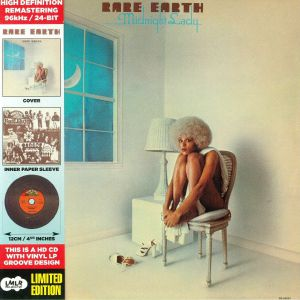 RARE EARTH - Midnight Lady (remastered)