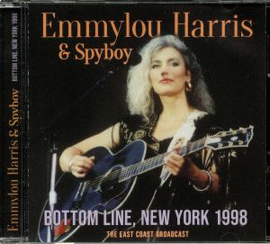 HARRIS, Emmylou/SPYBOY - Bottom Line New York 1998