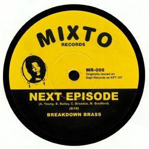 BREAKDOWN BRASS - Next Episode