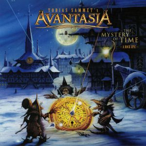 AVANTASIA - The Mystery Of Time: A Rock Epic