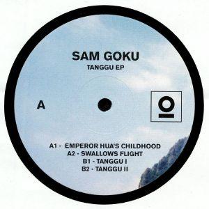 GOKU, Sam - Tanggu EP