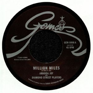 DIAMOND STREET PLAYERS/AMANDA JOY - Million Miles