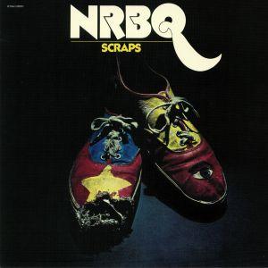 NRBQ aka THE NEW RHYTHM & BLUES QUINTET - Scraps
