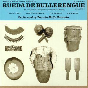 TONADA BAILE CANTADO - Rueda De Bullerengue Vol 2