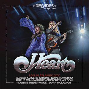 HEART - Live In Atlantic City