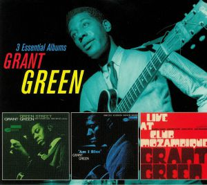 GREEN, Grant - 3 Essential Albums