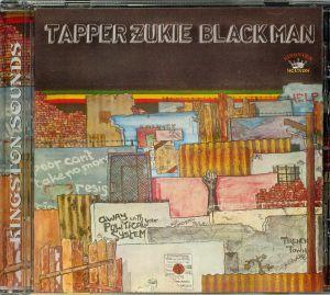 TAPPER ZUKIE - Black Man (reissue)