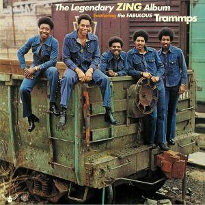 TRAMMPS, The - The Legendary Zing Album