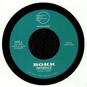 ROKK - Patience