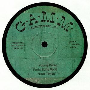 YOUNG PULSE - Paris Edits Vol 6