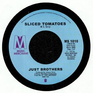 JUST BROTHERS - Sliced Tomatoes (reissue)