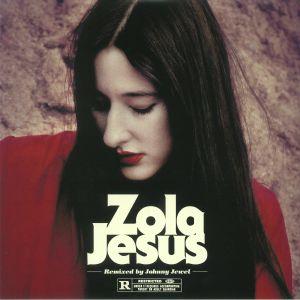 ZOLA JESUS - Wiseblood (Johnny Jewel remixes)