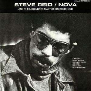 REID, Steve feat THE LEGENDARY MASTER BROTHERHOOD - Nova