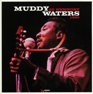 WATERS, Muddy - At Newport