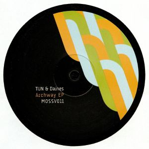 TIJN/DAINES - Archway EP