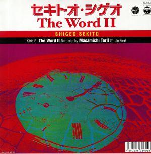 SEKITO, Shigeo - The Word II