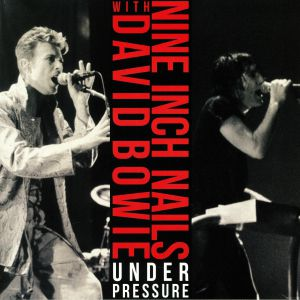 NINE INCH NAILS with DAVID BOWIE - Under Pressure: Shoreline Amphitheatre Mountain View CA 21st October 1995