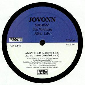 JOVONN - Satisfied