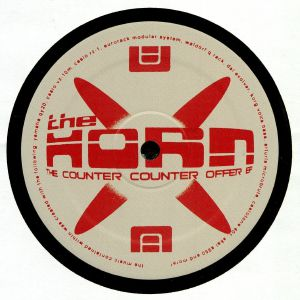 HORN, The - The Counter Counter Offer EP