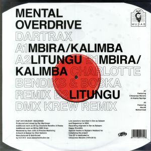 MENTAL OVERDRIVE - Dartrax