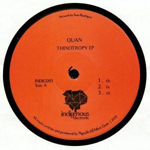 QUAN - Thixotropy EP