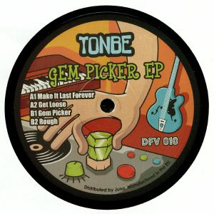 TONBE - Gem Picker EP
