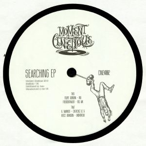 GORDON, Felipe/FREUDENTHALER/G MARKUS/REECE JOHNSON - Searching EP